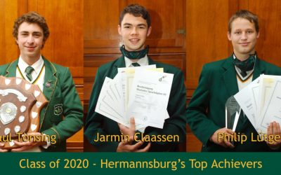 YOUR TOP ACHIEVERS FOR 2020!