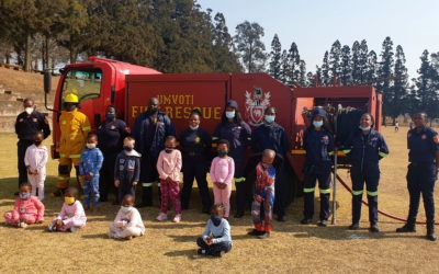 UMVOTI FIRE AND RESCUE TEAM VISIT